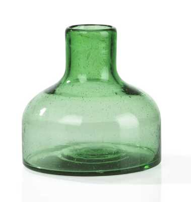Cantel Glass Table Vase - Wayfair