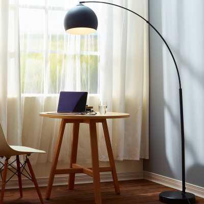 "Shearwater 67"" Arched Floor Lamp - Wayfair"
