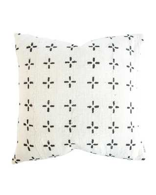 INDRA PILLOW WITH INSERT - McGee & Co.