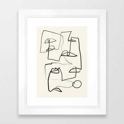Abstract line art 12 - Society6