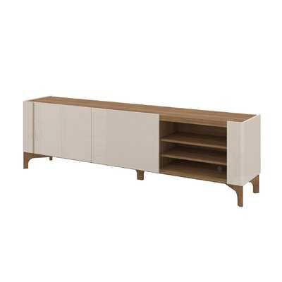 Caceres TV Stand for TVs up to 88 inches - Wayfair