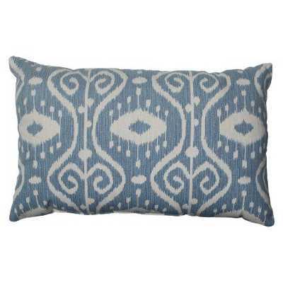 Empire Throw Pillow Blue - Pillow Perfect - Amazon