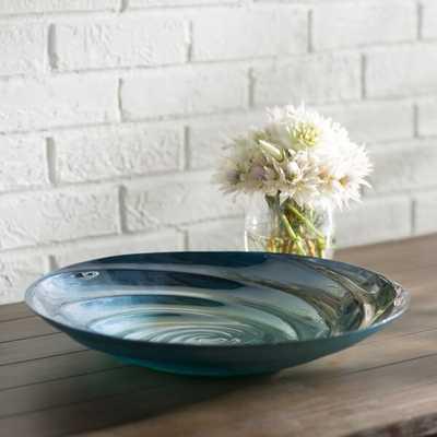Spinney Swirl Decorative Plate - Wayfair