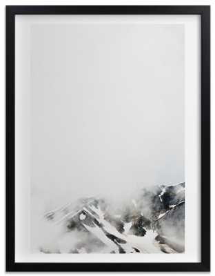 "Shroud Art Print - 30""x40"" with white border - Minted"