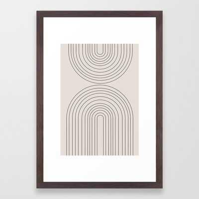 Arch Art Framed Art Print by TMSbyNIGHT - Society6