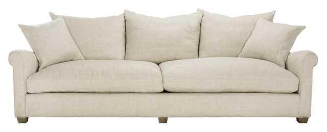 Frasier Linen Sofa - Natural - Arlo Home - Arlo Home