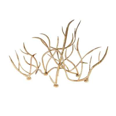 Courson Metal Branch Table Sculpture - Wayfair