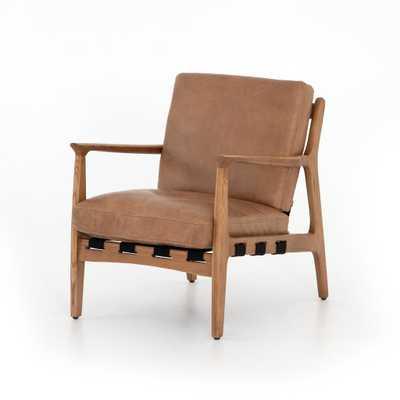 Silas Chair in Patina Copper - Burke Decor