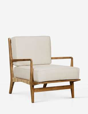 SUDRA ACCENT CHAIR - Lulu and Georgia