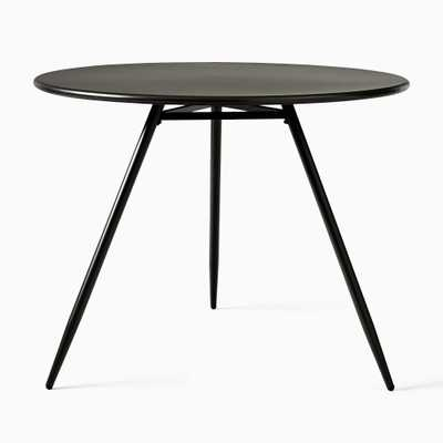 "Outdoor Wren Haze 38"" Bistro Table - West Elm"