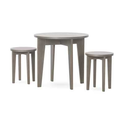 Albion Kids 3 Piece Round Table and Chair Set - Wayfair