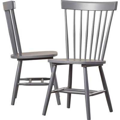 Valdosta Solid Wood Dining Chair - Wayfair