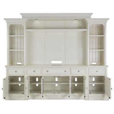Lillie Entertainment Center for TVs up to 60 - Wayfair