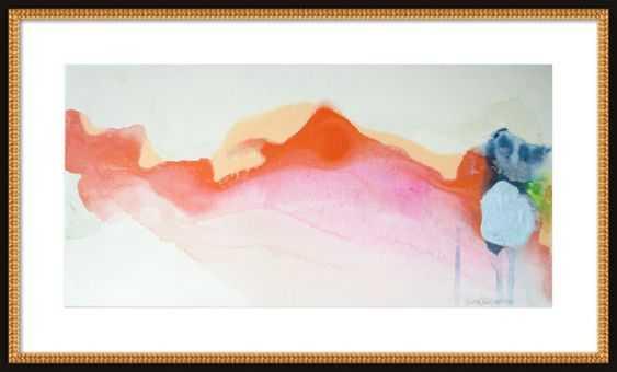 """Nostalgic - 26 x 30"""" - Artfully Walls"""
