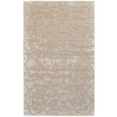 Gina Hand-Tufted Ivory Area Rug - Wayfair
