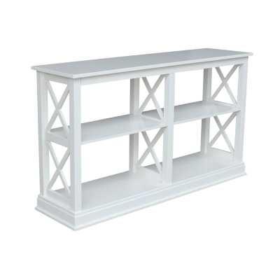 Cosgrave Console Table / White - Wayfair