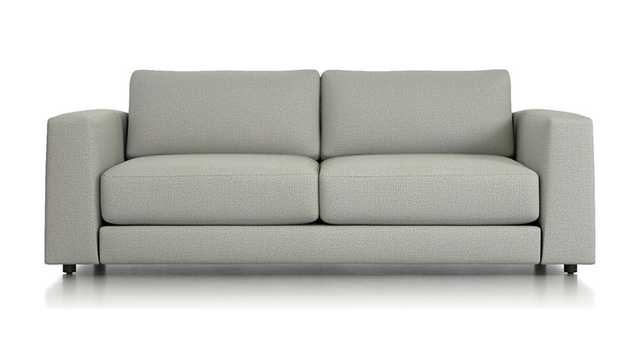 Peyton Sofa-Macey, Ash - Crate and Barrel