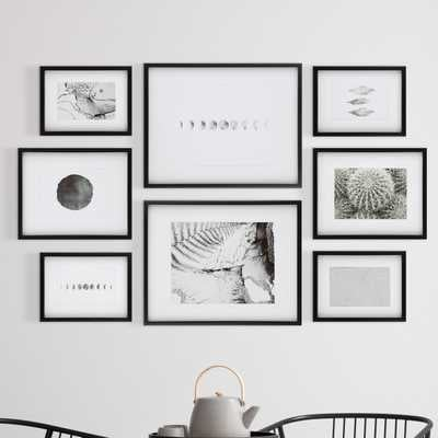 Latitude Run 8 Piece Gallery Wall Picture Frame Set - Wayfair