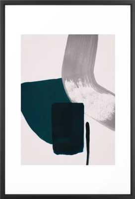 Minimalist painting 02 Framed Art Print - Society6