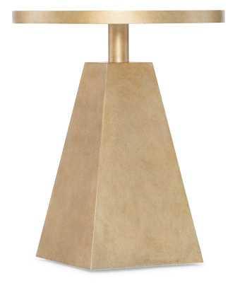 Pyramid End Table - Perigold