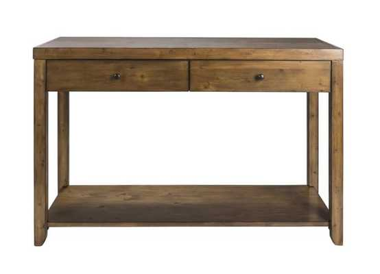 "Bleckley 46"" Console Table - Birch Lane"