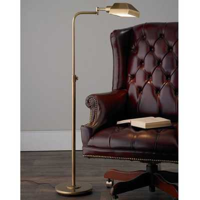 SUPERIOR GALLERY PHARMACY FLOOR LAMP - Shades of Light