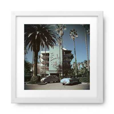 Beverly Hills Hotel Slim Aarons - Photos.com by Getty Images