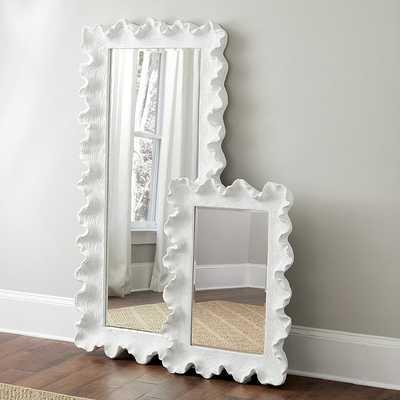 Atoll Rectangular Mirror with Clear Glass - 64x30 - Ballard Designs