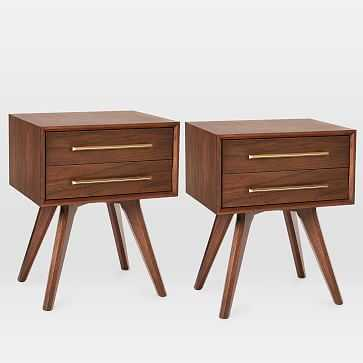 Wright Nightstand, Set of 2 - West Elm