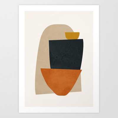 "Abstract Art5 Art Print by ThingDesign 8""x10"" - Society6"