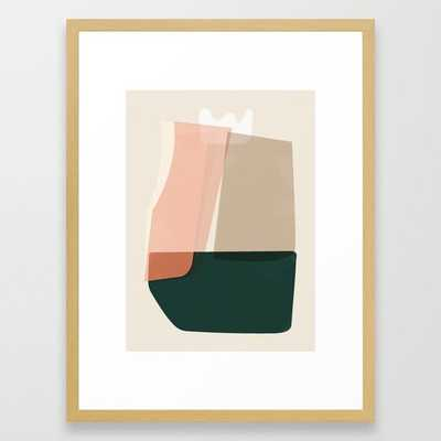 Vase Framed Art Print - Society6
