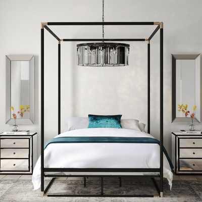 Billie Queen Canopy Bed - Wayfair