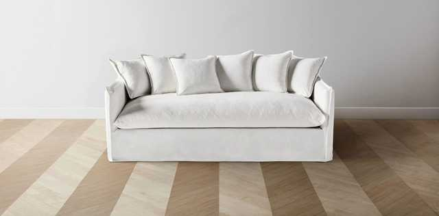 "The Dune - Sofa 85"" Wide - Maiden Home"