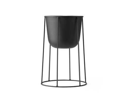 Wire Pot in Various Colors by Menu - Burke Decor