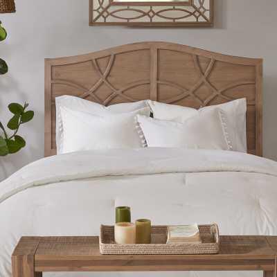 Avent Comforter Set, Ivory, King/California King - Wayfair