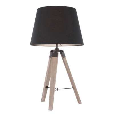 "Maylis 27"" Tripod Table Lamp - Wayfair"