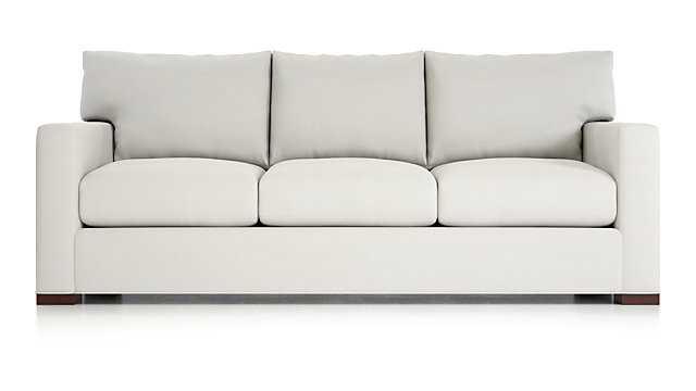 Axis II 3-Seat Sofa - Crate and Barrel