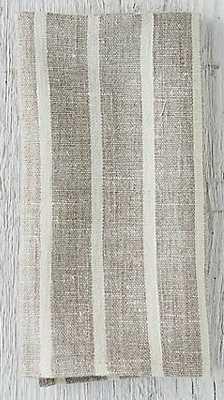 Striped Linen Napkin - shopterrain.com