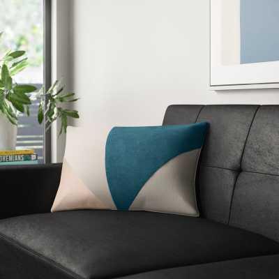 Daye Lumbar Pillow Cover - AllModern