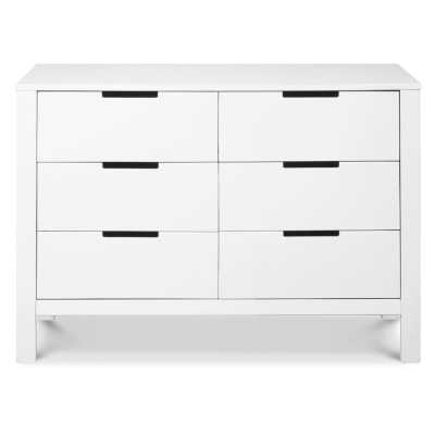 Colby 6 Drawer Double Dresser - Wayfair