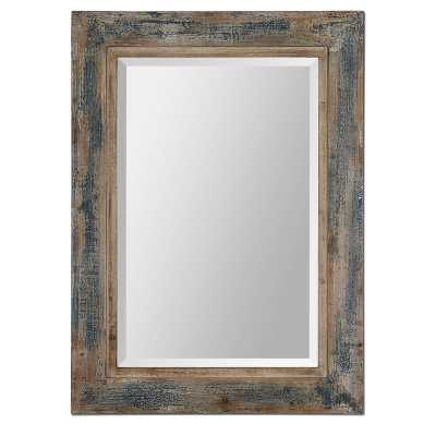 Janie Rectangular Wall Mirror - Birch Lane