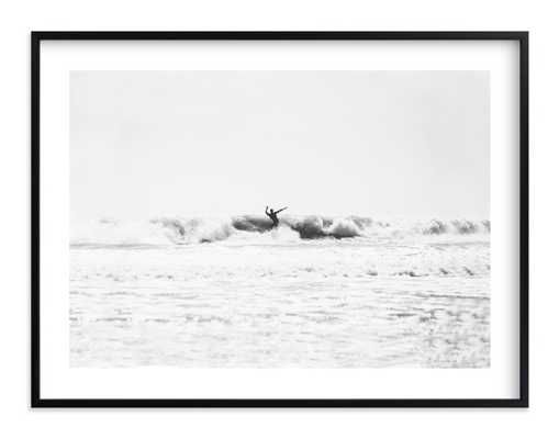 """""""east coast surf"""" art print with white border - Minted"""