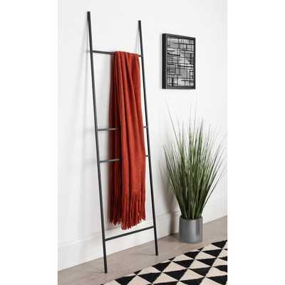 Metal Leaner 5.5 ft BlanketLadder - Wayfair