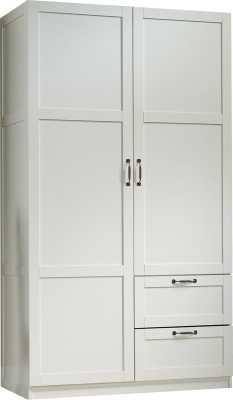 Elyse Wardrobe Armoire, White - Wayfair