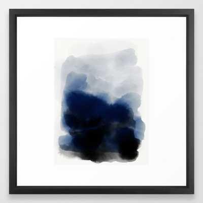 Boundary Framed Art Print - Society6