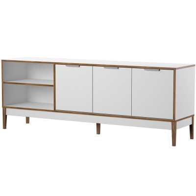 Kulas TV Stand for TVs up to 75 inches - Wayfair