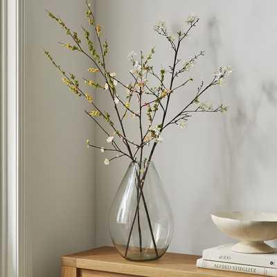 Forsythia, Cherry Blossom & Berry Branch Bundle - West Elm