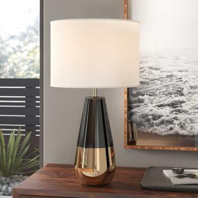 "Roscoe Ceramic 25"" Table Lamp - AllModern"