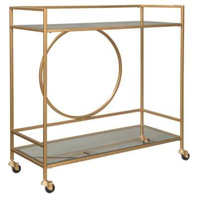 Riverton Bar Cart - Wayfair