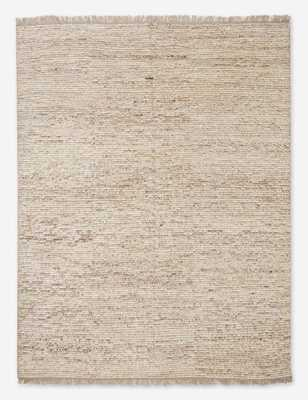 Kenzi Rug, Sand 9' x 12' - Lulu and Georgia